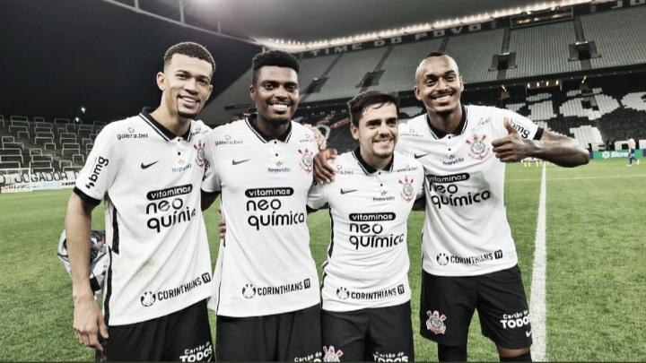 Em tarde artilheira, Corinthians goleia Inter de Limeira e vai às semis do Paulistão