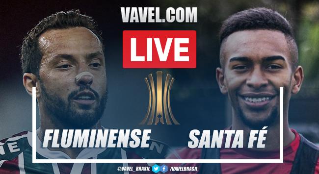 Gols e melhores momentos Fluminense x Santa Fe pela Libertadores 2021 (2 x 1)