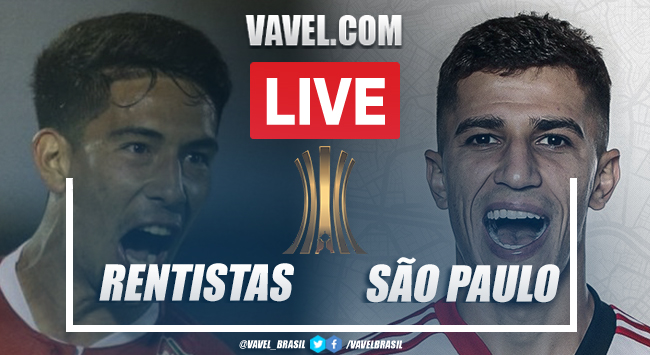 Gols e melhores momentos de Rentistas 1 x 1 São Paulo pela Copa Libertadores da América