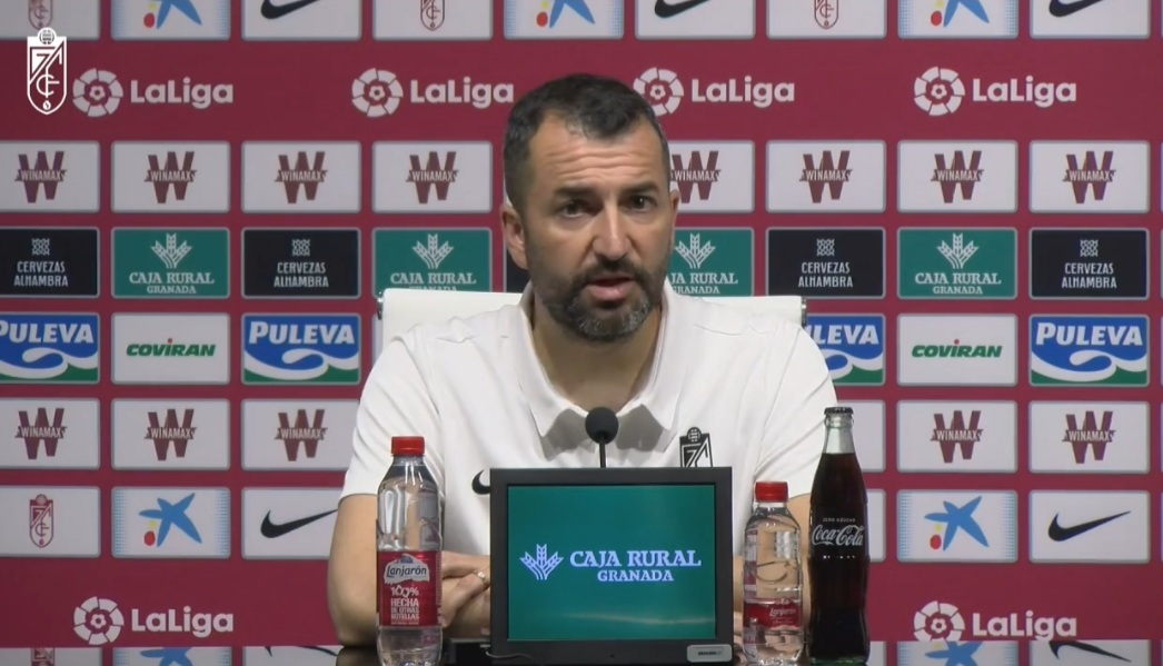 """Diego Martínez: """"Contra el Madrid vamos a competir con nuestras armas y motivación"""""""