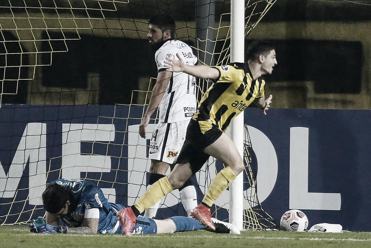 Derrota para o Peñarol é a pior da história do Corinthians em competições continentais; veja o top 7