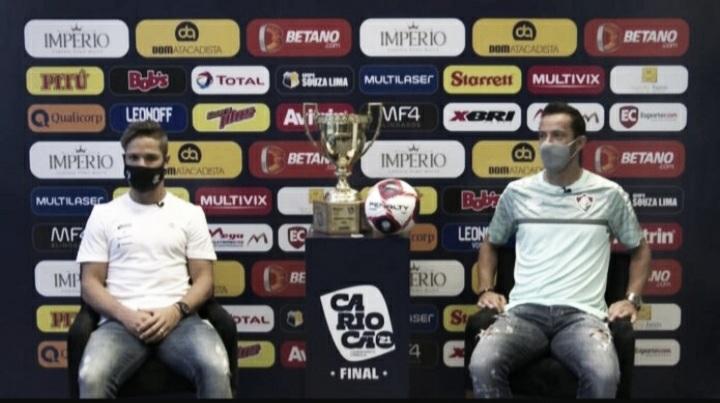"""Diego elogia momento do Fluminense, mas reforça: """"Sabemos da nossa responsabilidade"""""""