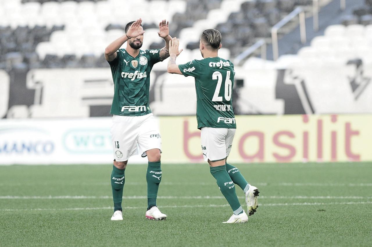Palmeiras vence Dérbi e disputará segunda final consecutiva do Paulistão