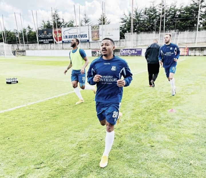 Zangão marca e garante a liderança do Montalegre no Campeonato de Portugal