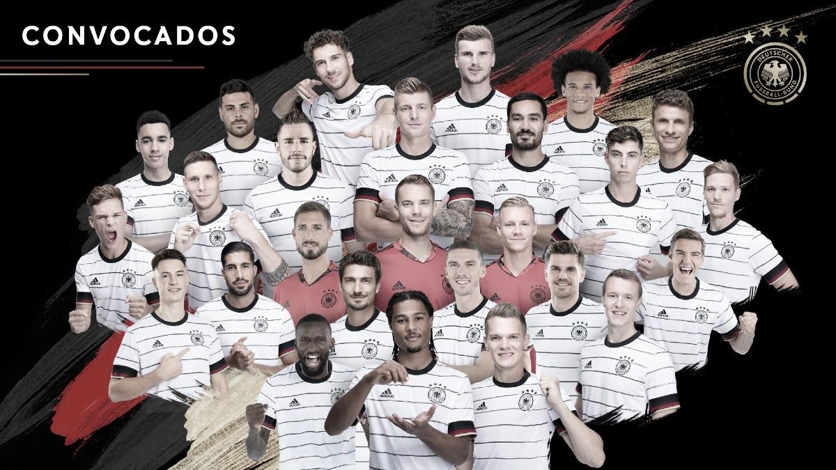 Thomas Müller y Mats Hummels regresan a la selección alemana