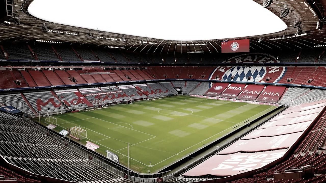 ¡Vuelven los espectadores al Allianz Arena!