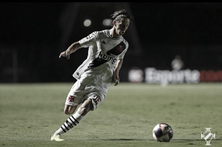 Vasco anuncia compra de Matias Galarza