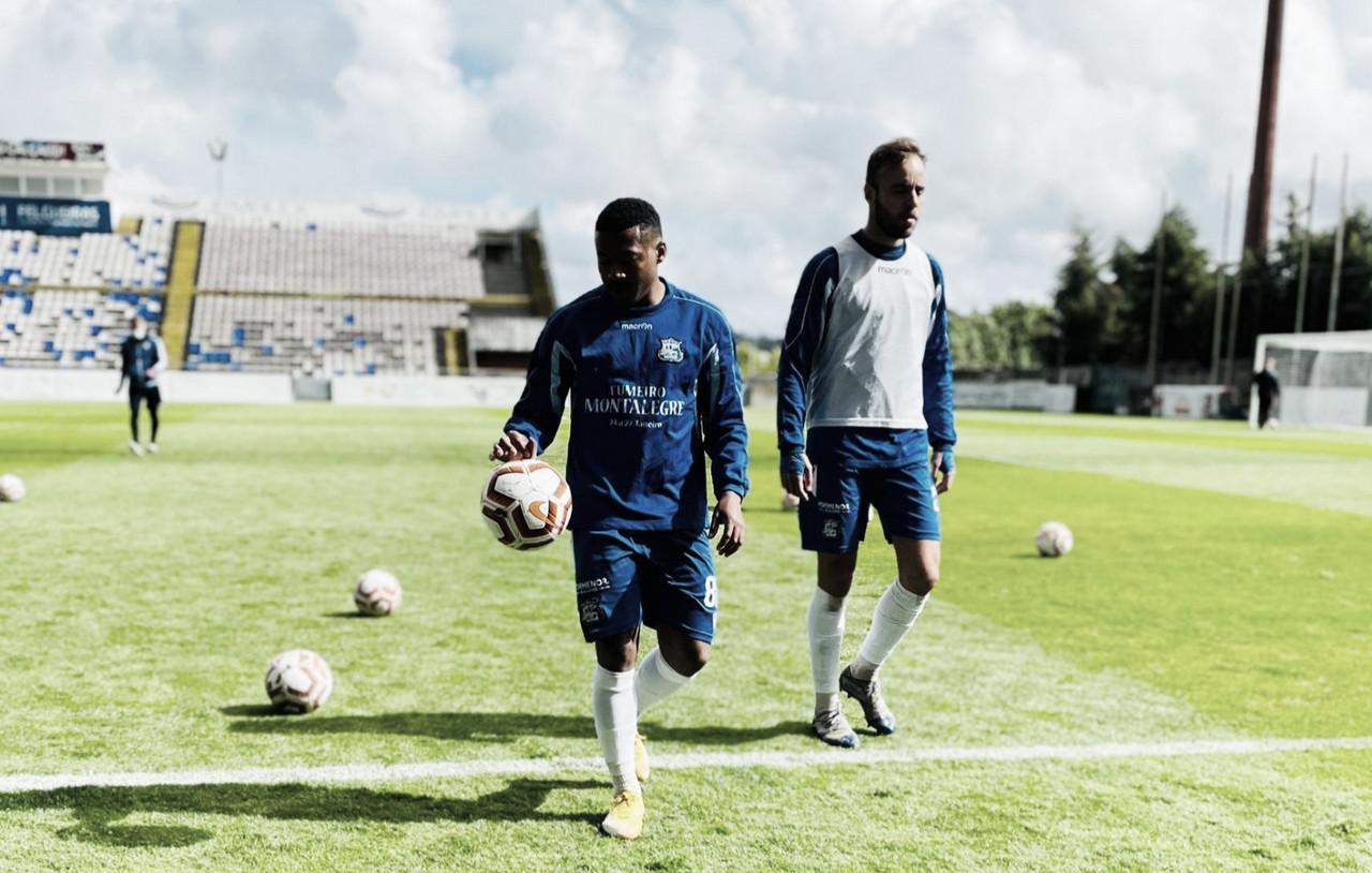 Com Anderson Zangão na equipe, Montalegre conquista acesso em Portugal