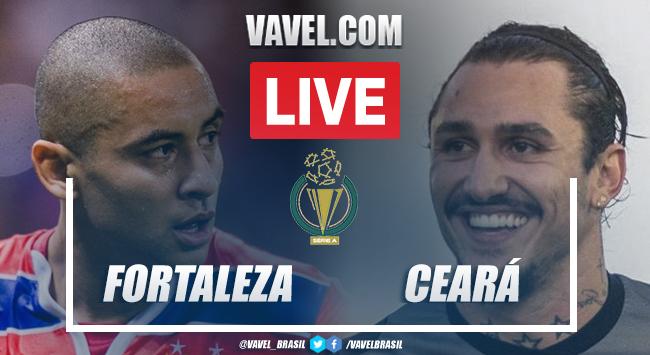 Melhores momentos de Fortaleza 0 x 0 Ceará pelo Campeonato Cearense
