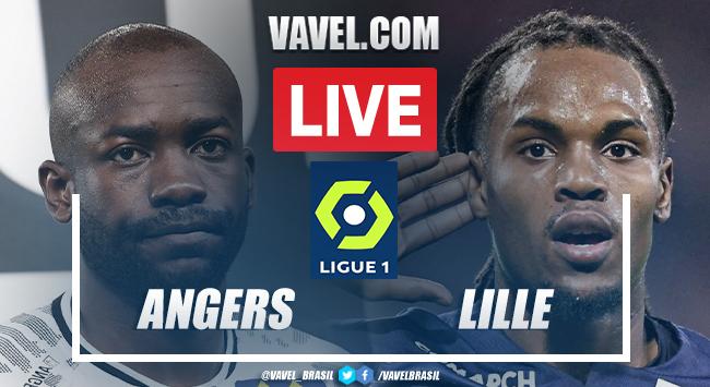 Gols e melhores momentos de Angers SCO x Lille OSC (1-2)