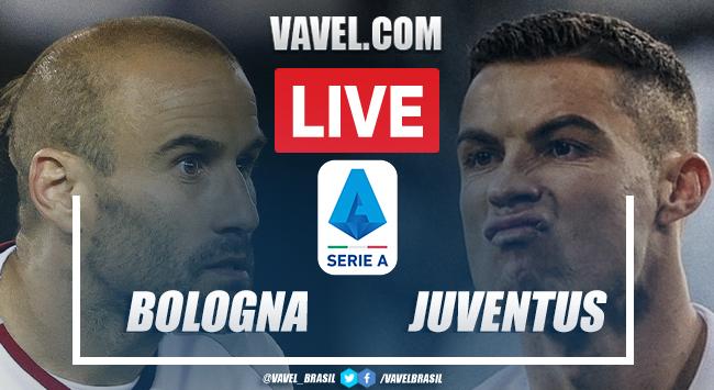 Gols e melhores momentos para Bologna x Juventus pela Série A (1-4)