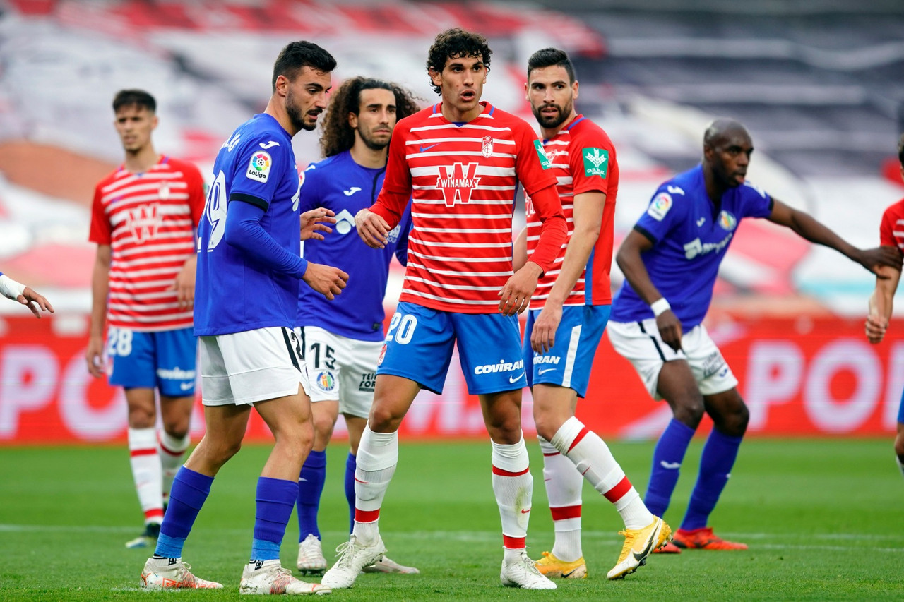 Granada CF – Getafe CF: puntuaciones del Granada CF, jornada 38 deLaLiga