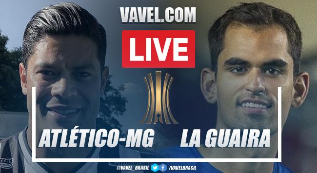 Gols e melhores momentos Atlético-MG x La Guaira pela Libertadores 2021 (4-0)