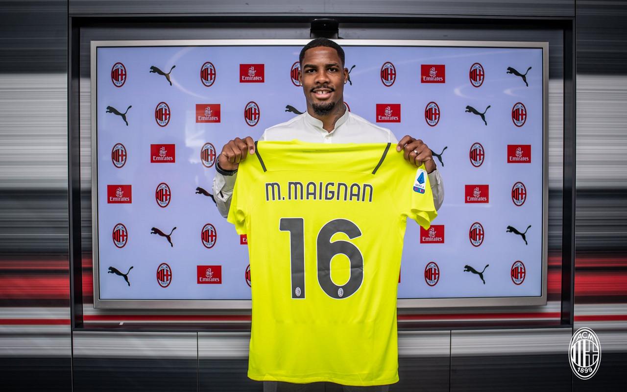 Milan fichó a Mike Maignan