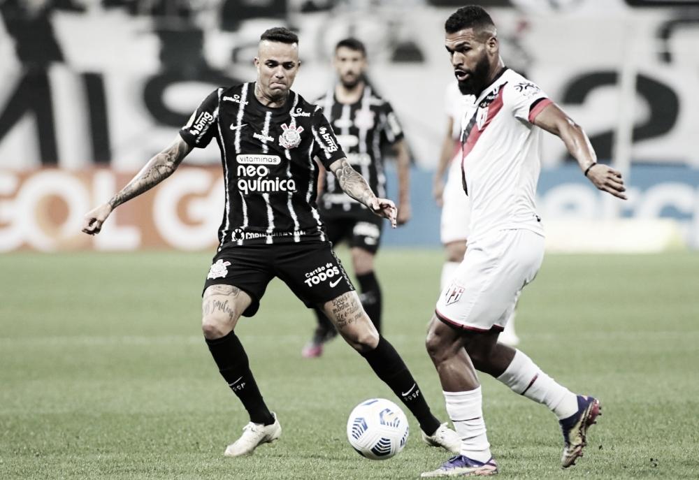 No segundo confronto em sequência, Corinthians e Atlético-GO se enfrentam pela Copa do Brasil