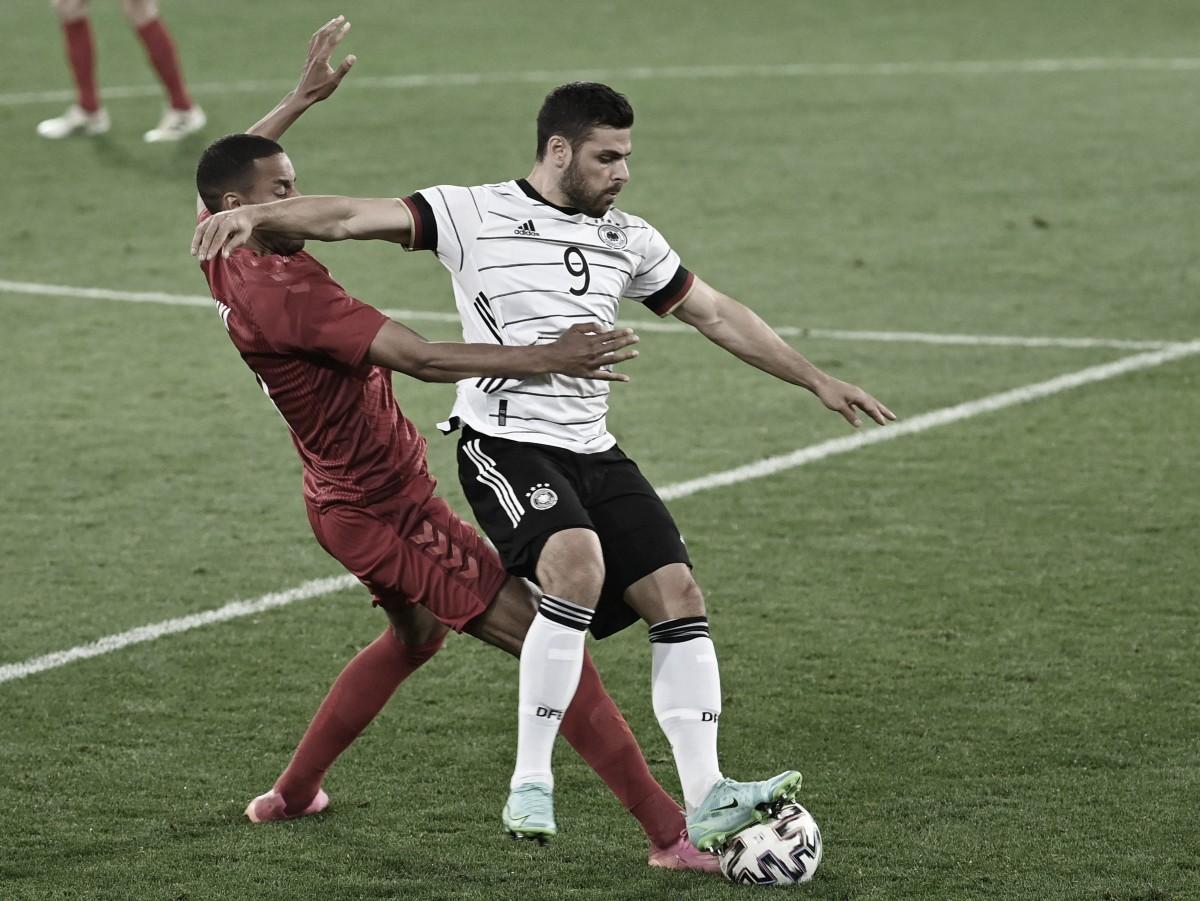 Empate y mucho que mejorar para Alemania