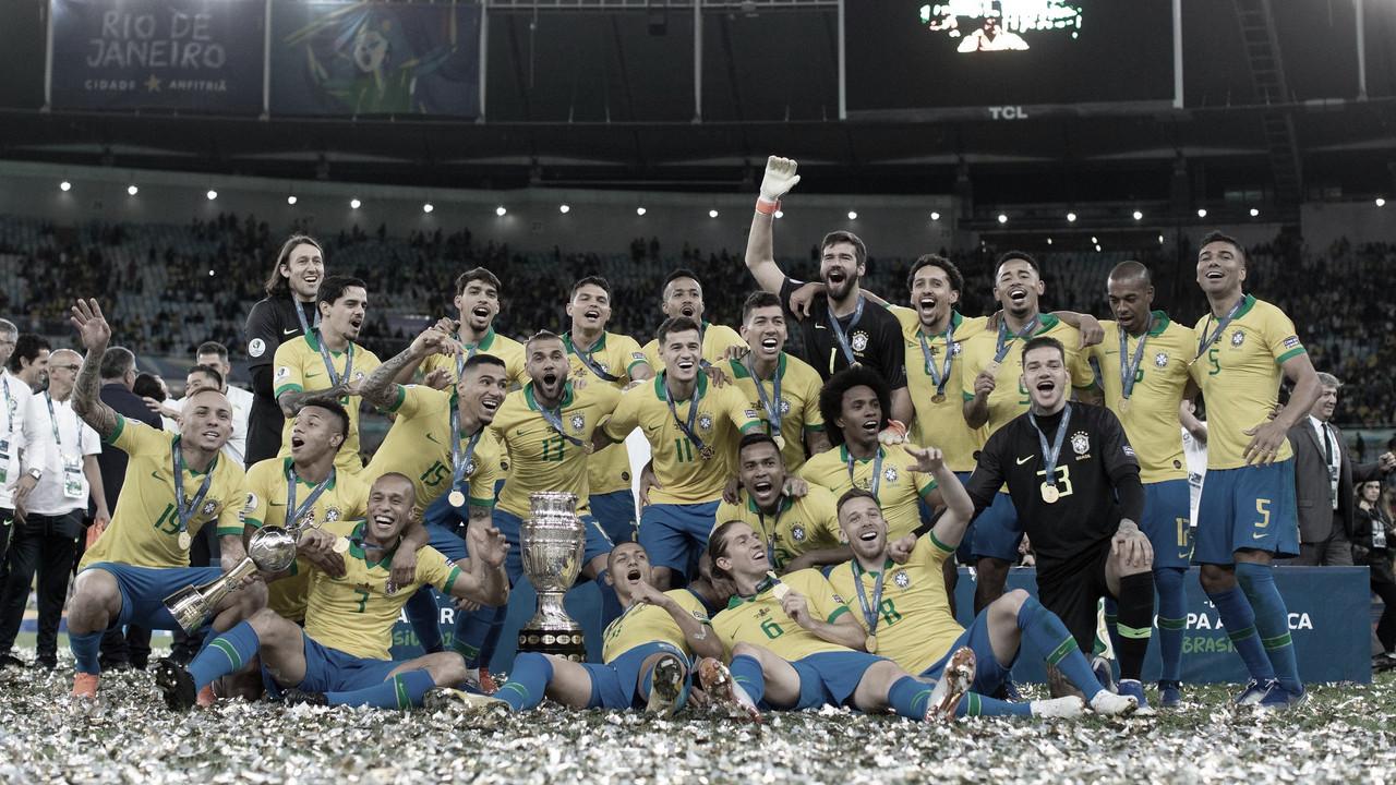 Datas, horários e locais: Conmebol divulga tabela completa da Copa América no Brasil