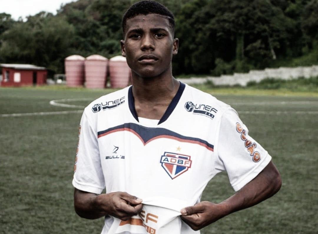 Cauã demonstra confiança para estreia do Bahia de Feira na Série D