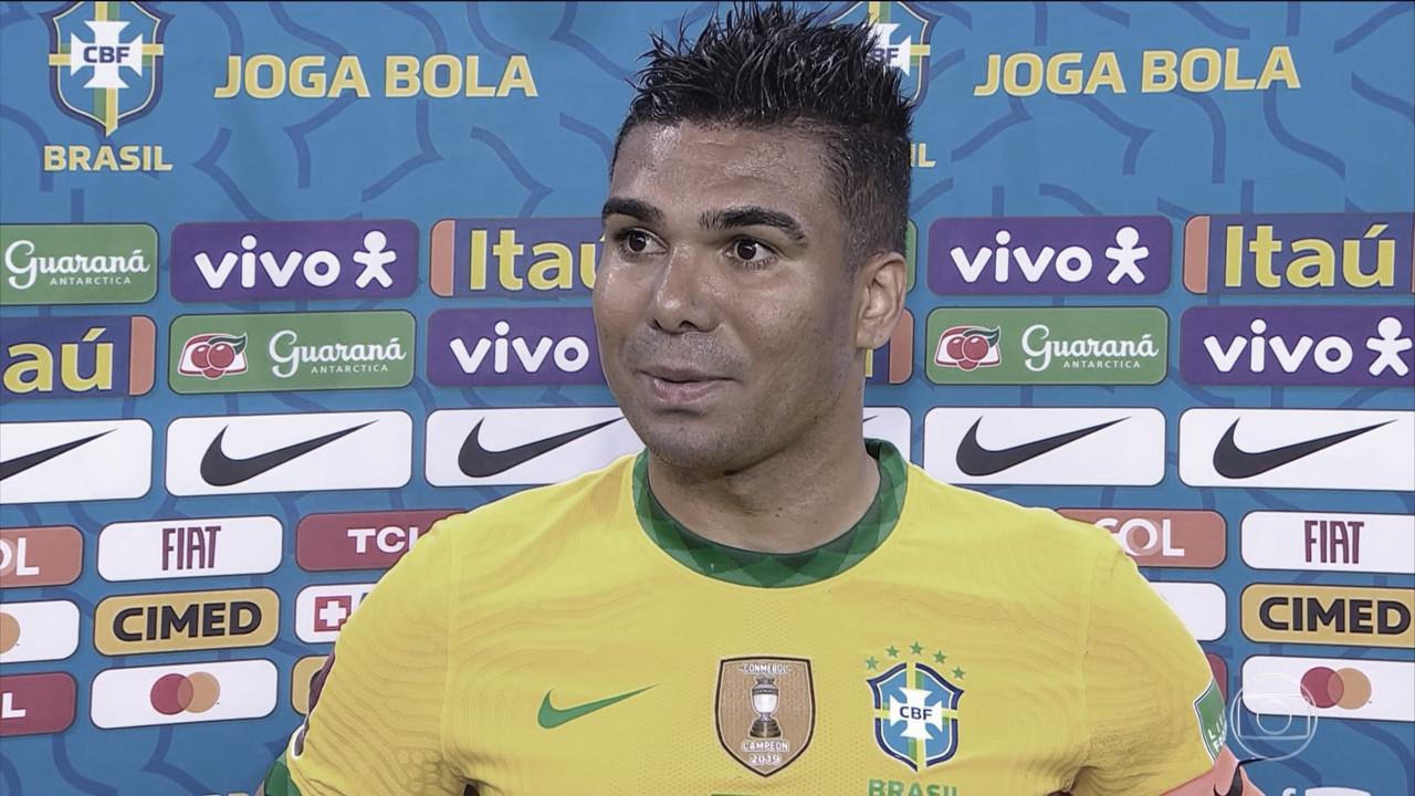 Casemiro confirma indignação de elenco e comissão técnica com realização da Copa América no Brasil