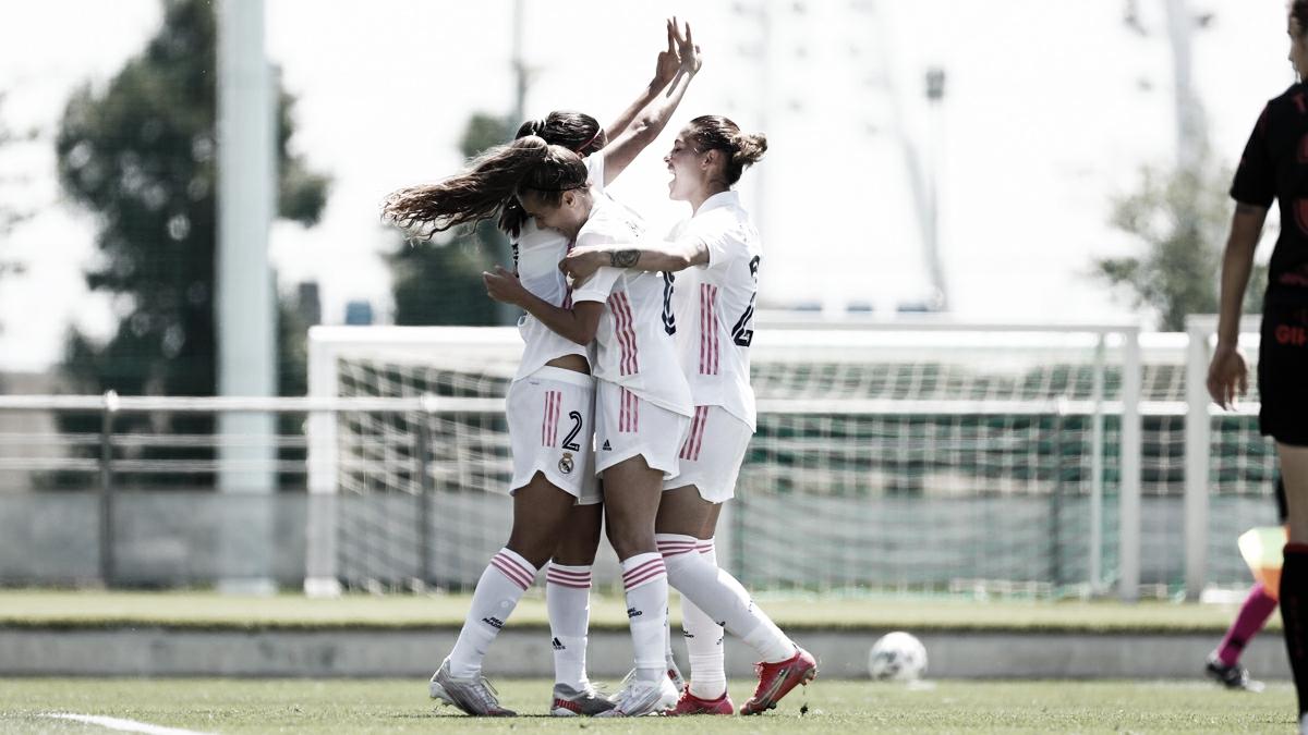 Real Madrid 3-2 Real Sociedad Femenino: remontada con premio Champions