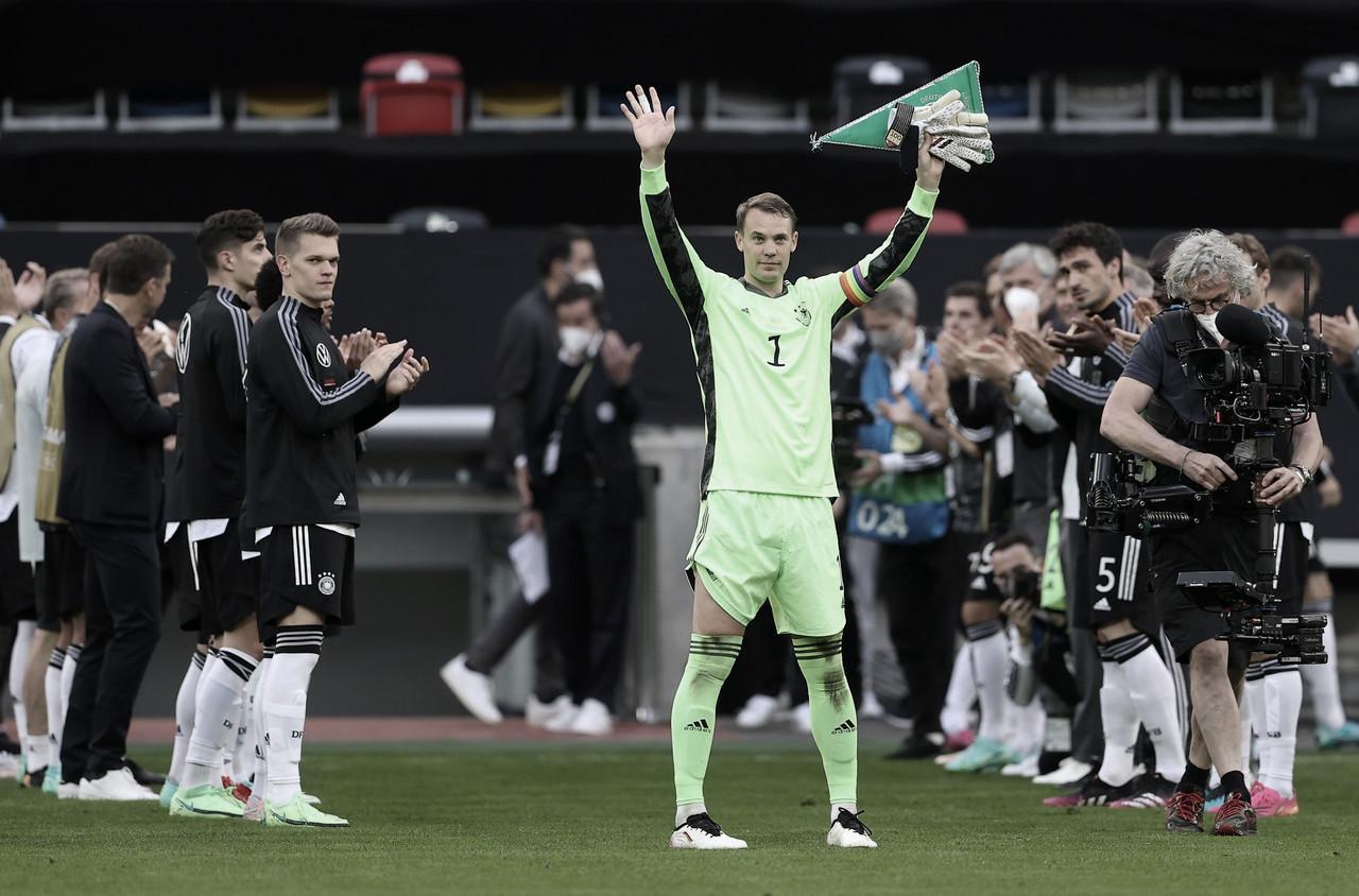 El centenario de Manuel Neuer