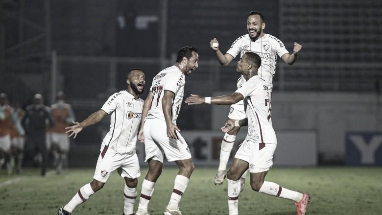 Fluminense perde fora de casa, mas segura classificação sobre RB Bragantino
