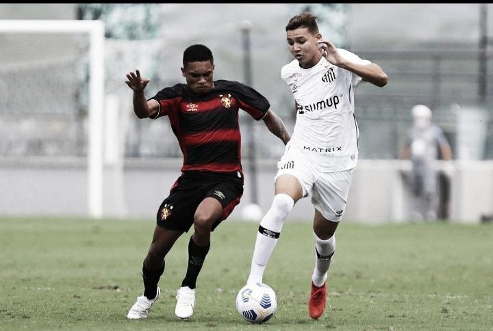 Gols, vitórias e protagonismo: Deivid comemora bom momento pelo Santos