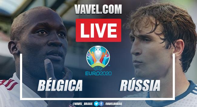 Gols e melhores momentos de Bélgica 3x0 Rússia pela Eurocopa