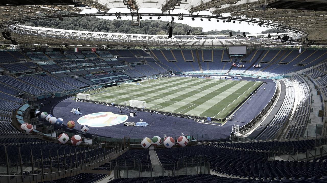 Quarta-feira de Eurocopa tem abertura da segunda rodada