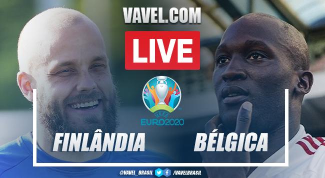 Gols e Melhores momentos de Finlândia 0-2 Bélgica