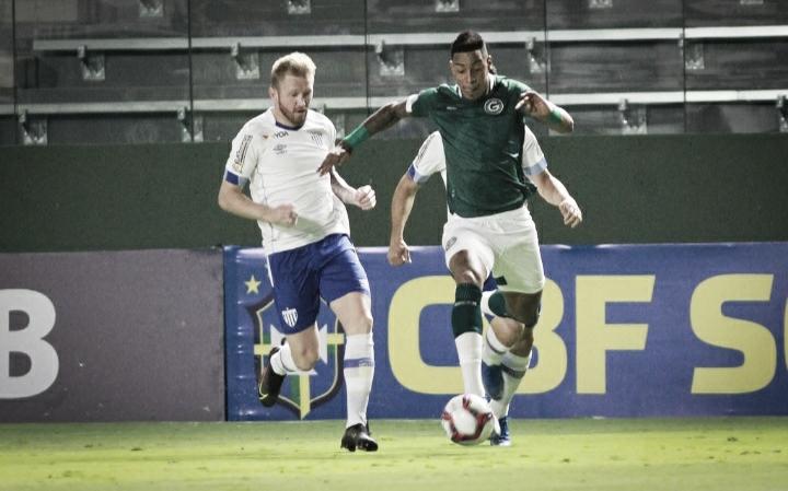 Goiás vence Avaí com autoridade e assume vice-liderança da Série B