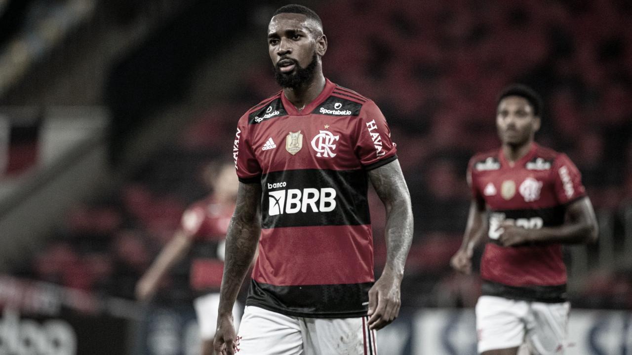 Em noite da despedida de Gerson, Flamengo recebe Fortaleza no Maracanã