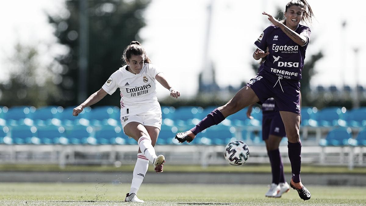 Real Madrid 1-1 UDG Tenerife Femenino: broche de oro a una brillante temporada