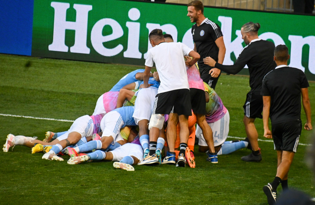 NYCFC 2-1 D.C. United: Boys In Blue produce stunning comeback for epic victory