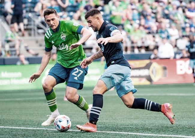 Seattle Sounders solo puede empatar ante Whitecaps