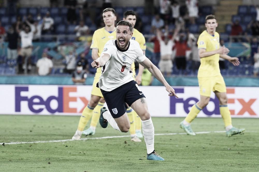 Football is coming home? Inglaterra goleia Ucrânia e vai à semi da Eurocopa