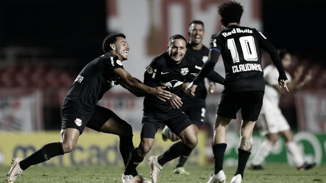 Líder invicto e recordista: RB Bragantino é o único a vencer os primeiros cinco jogos fora
