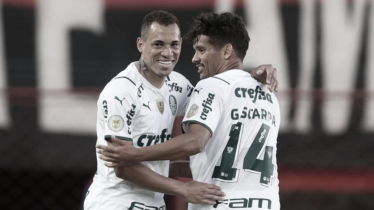 Segue o líder! Palmeiras embala no topo do Brasileirão