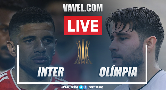 Gols e melhores momentos Internacional x Olimpia pelas Libertadores (4(0-0)5)