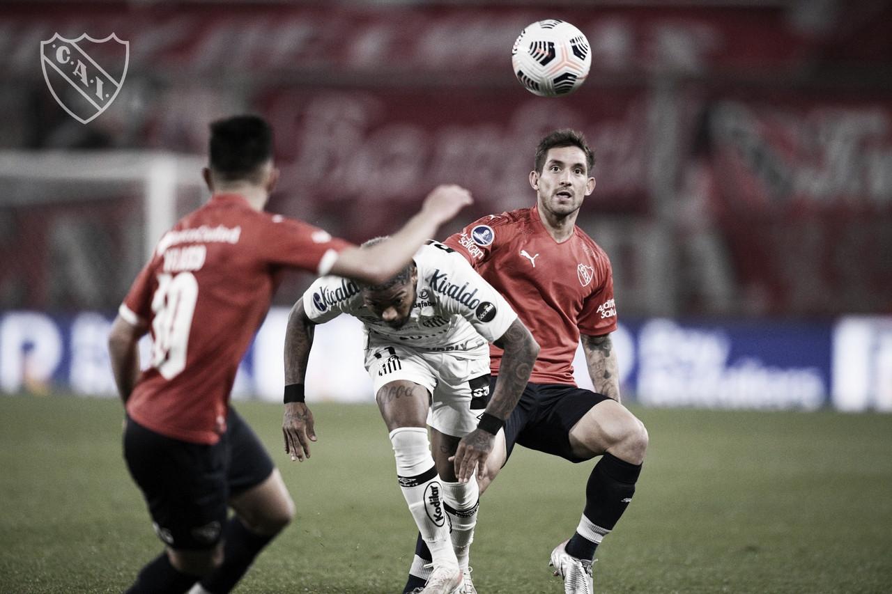 Independiente paga caro la ausencia del gol