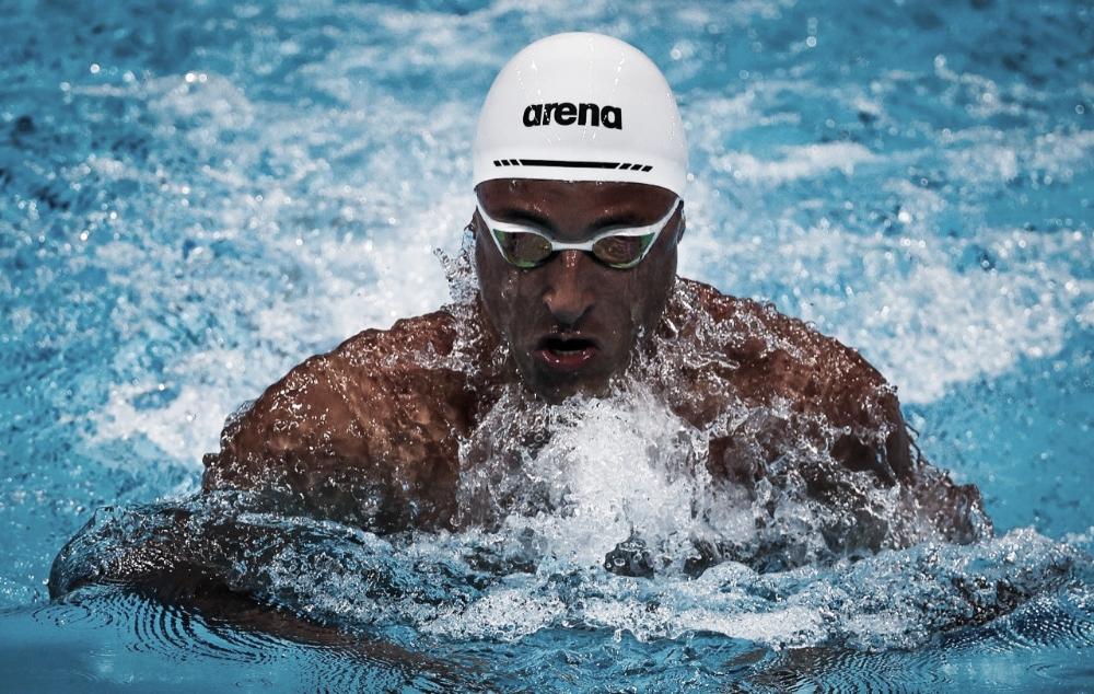 Felipe Lima vai às semis nos 100m peito; outros brasileiros são eliminados em Tóquio