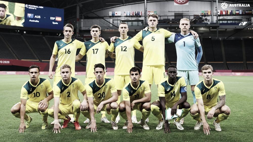 Gols e melhores momentos para Austrália 0x2 Egito pelas Olimpíadas de Tóquio