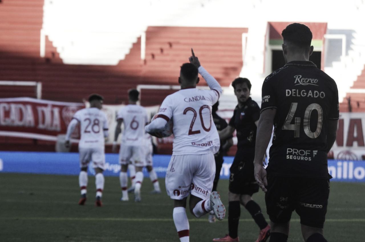 """El """"Globo"""" empató 1 a 1, ante el último campeón en un partido polémico"""