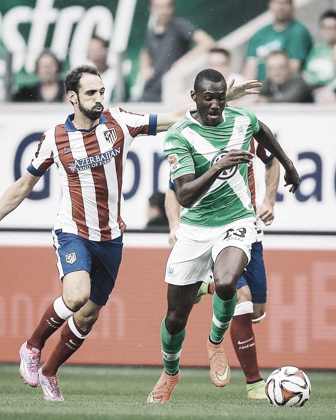 Resumen Wolfsburgo vs Atlético de Madrid en la pretemporada 2021 (1-2)