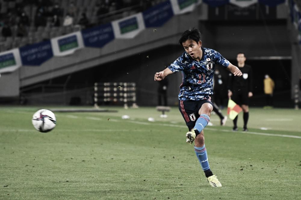 Japão x Nova Zelândia AO VIVO: onde assistir ao jogo em tempo real pelo Futebol nas Olimpíadas de Tóquio