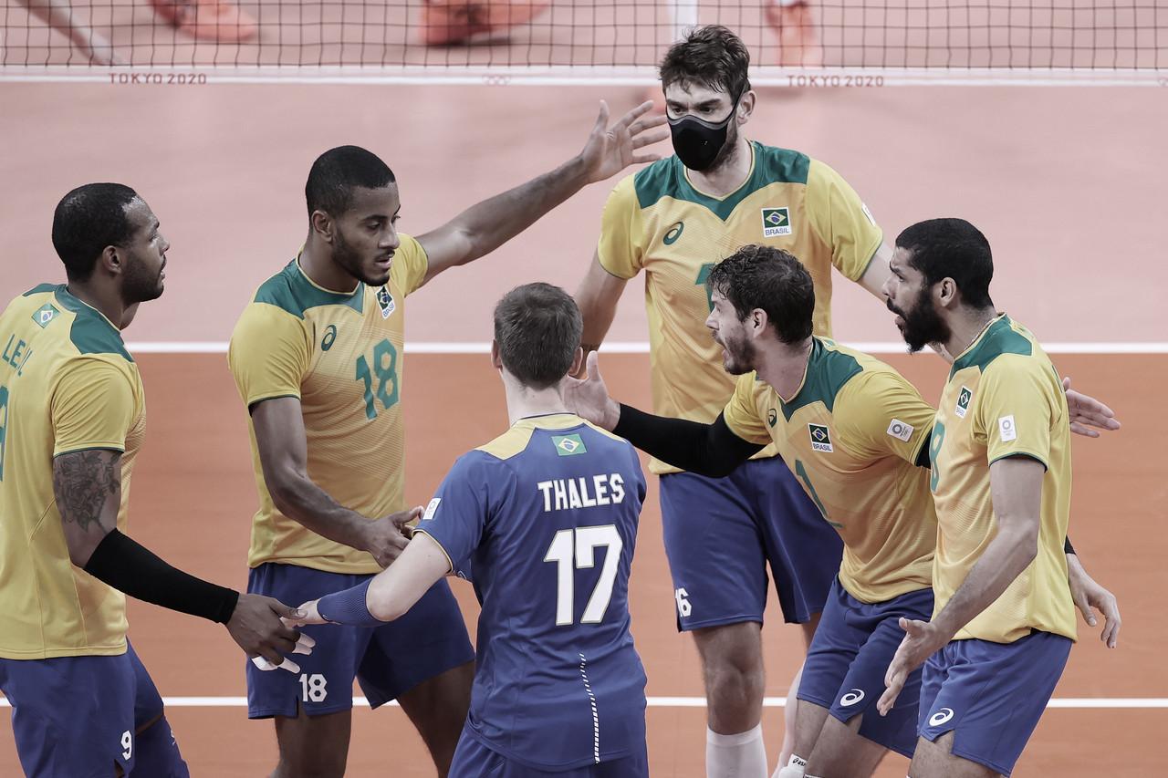 Em jogo dramático, Brasil supera França em tiebreak estendido e fica à espera de adversário nas quartas