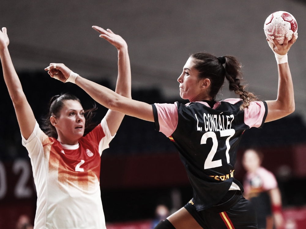 Goals and Highlights: Spain 31-34 Russian Olympic Committee in Women's Handball in Tokyo Olympics
