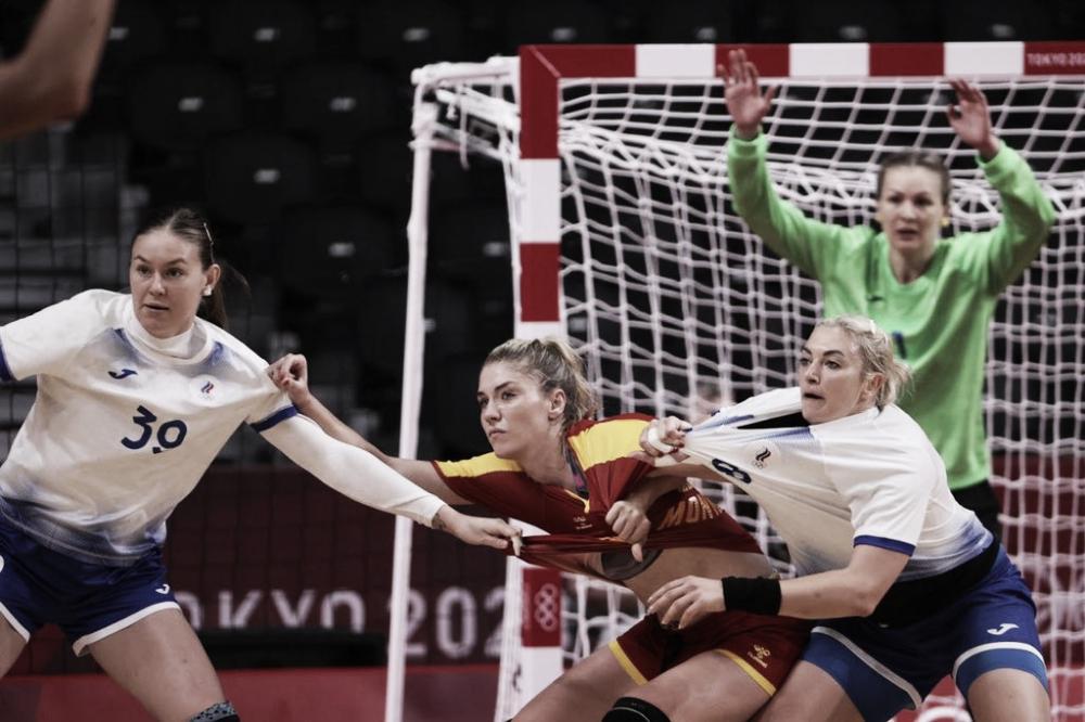 Gols e melhores momentos para Noruega 26x27 Comitê Olímpico Russo pelo Handebol Feminino nas Olimpíadas de Tóquio