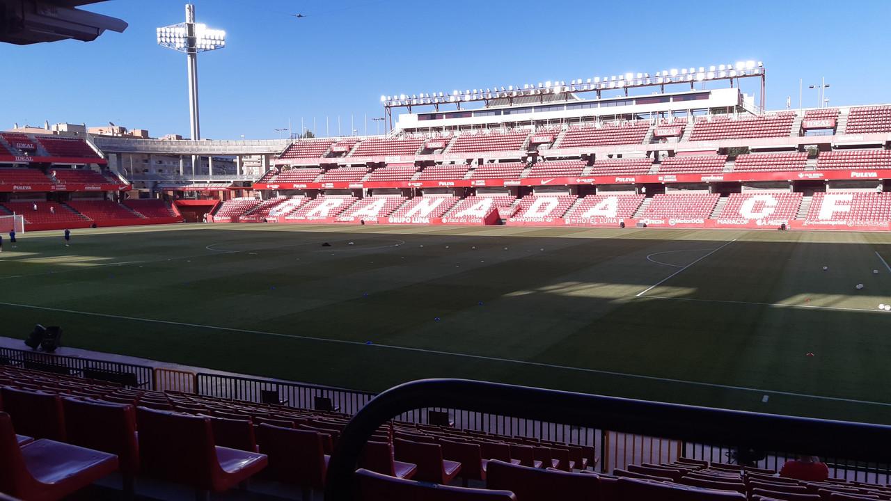 Al Granada CF- Betis podrán asistir 10.971 abonados