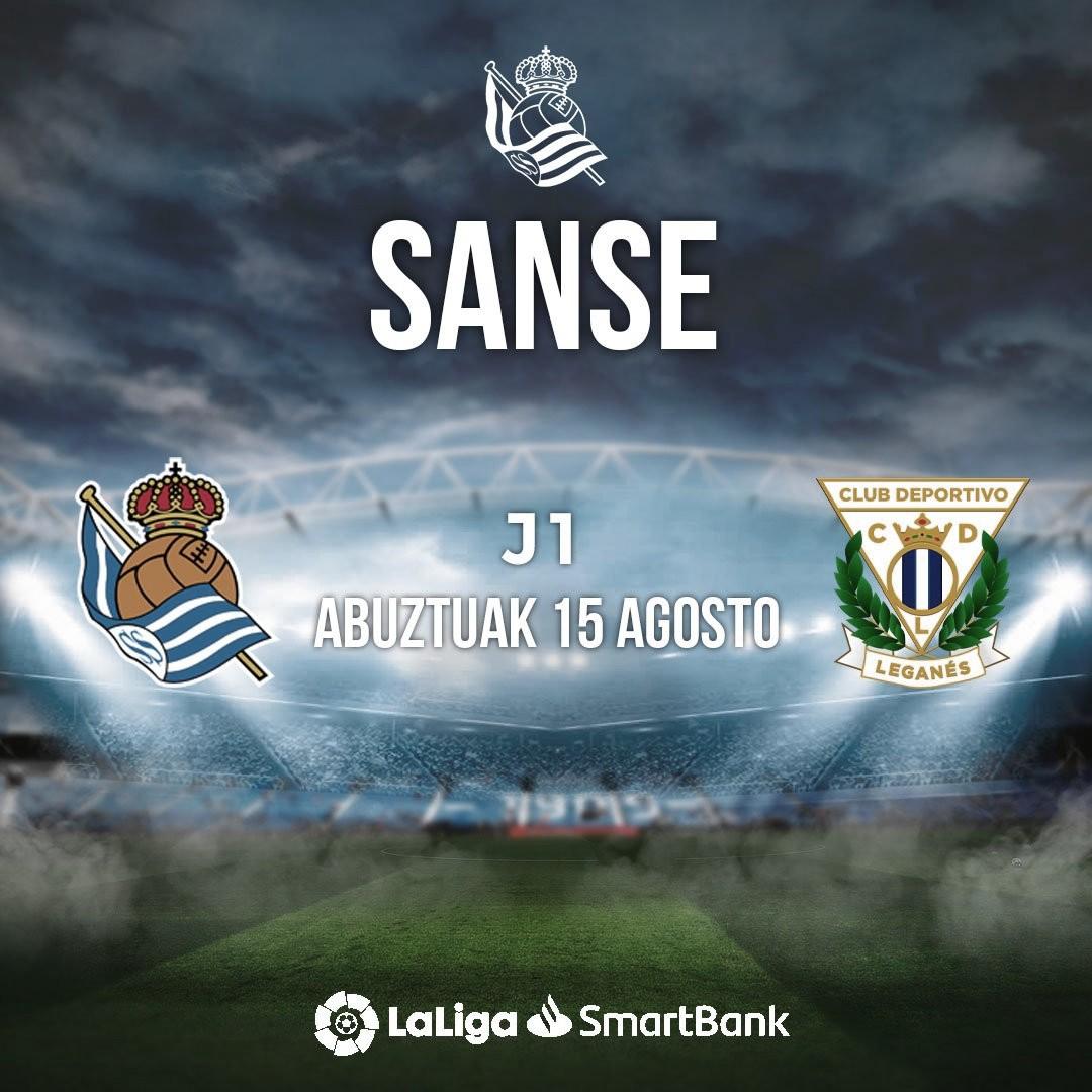 Previa Real Sociedad B - Leganés: estreno ante más de 3.000 aficionados